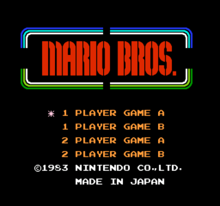 Mario Bros. (レトロフリーク).png